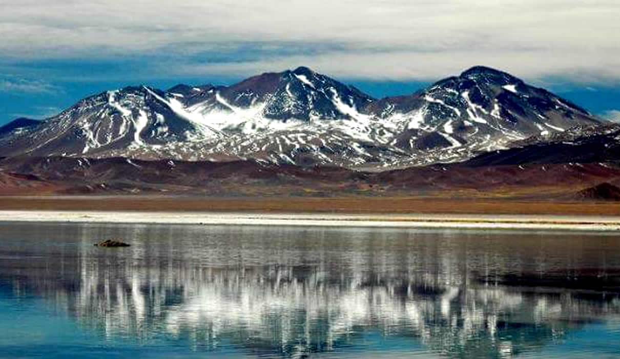 Climbing Ojos del Salado, Chile Mountains, Climbing Nevado Ojos ...
